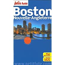 BOSTON, NOUVELLE ANGLETERRE 2014-2015 + PLAN DE VILLE