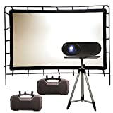 Electronics : Total HomeFX Outdoor Projection Pro Theatre Kit, HDMI and Bluetooth Capable