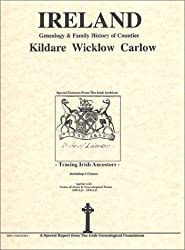 Ireland: Genealogy & Family History of Counties - Kildare, Wicklow, Carlow