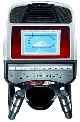 Sole Fitness E35 Elliptical Machine (Previous Years Model)