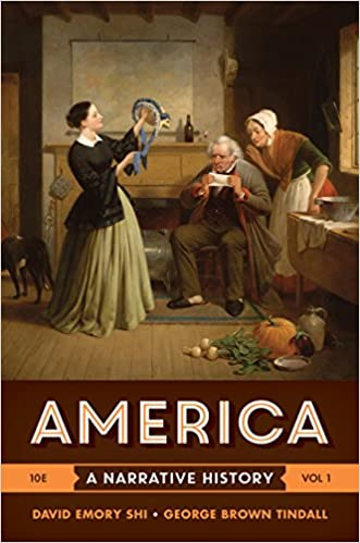 Amazon america a narrative history tenth edition vol 1 america a narrative history tenth edition vol 1 10th edition kindle edition fandeluxe Image collections
