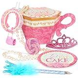 Princess Tea Party Filled Party Favor Box