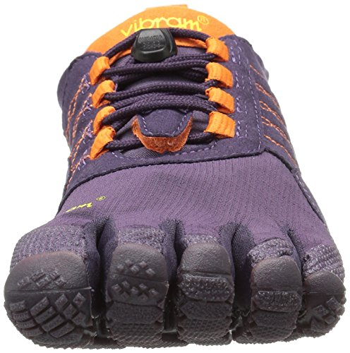 8 Shoe Us 5 Women's Trek Eu M Nightshade Black Light Hiking 8 Ascent Vibram 40 FfBxXw