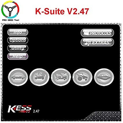 XTYDIAG Master Online Kess V2 47 V5 017 No Tokens: Amazon in