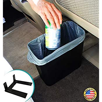 Amazon Com Carbage Can Car Trash Can Made In Usa