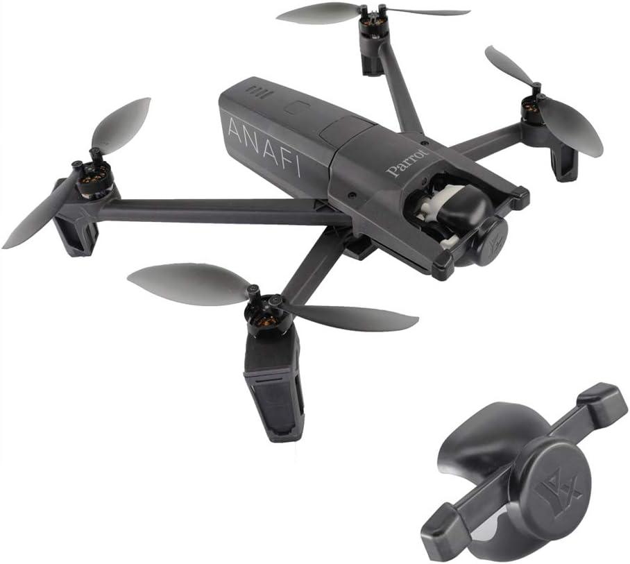 Jiangxinshenghuo RC Aircraft Lens Protector PTZ Camera Lens Portective Cover Cap Replacement for FIMI X8 SE Drone