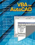 VBA for AutoCad, Paul Richard, 159070410X