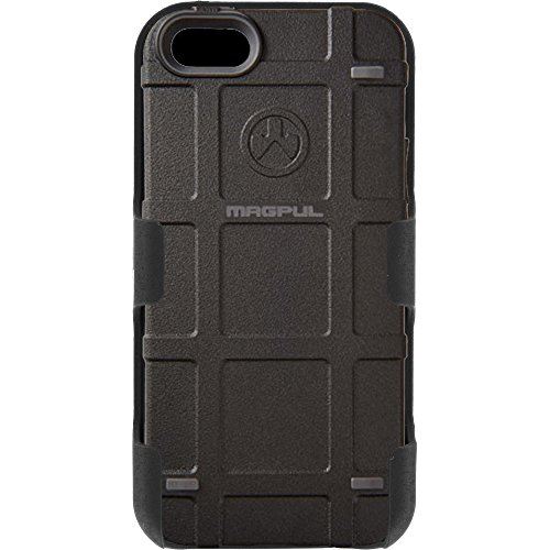 Magpul Industries iPhone 5/5s and iPhone SE MAG454-BLK Bump Case & EGO Tactical Swivel Belt Clip Holster Combo Kit (Black) (Magpul Industries Iphone 5 5s Bump Case)