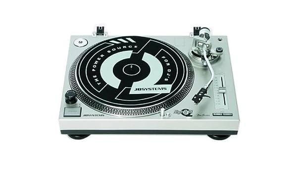 JB Systems High Q-10 accionado por Correa DJ-Tocadiscos: Amazon.es ...