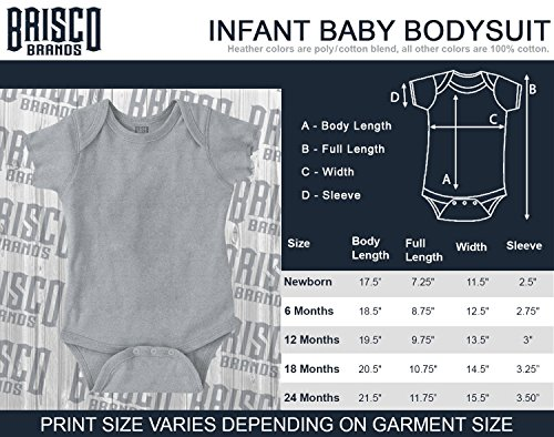 Brisco Brands First Year Cool Shirt Funny Gift Harry Baby Potter by Brisco Brands (Image #7)