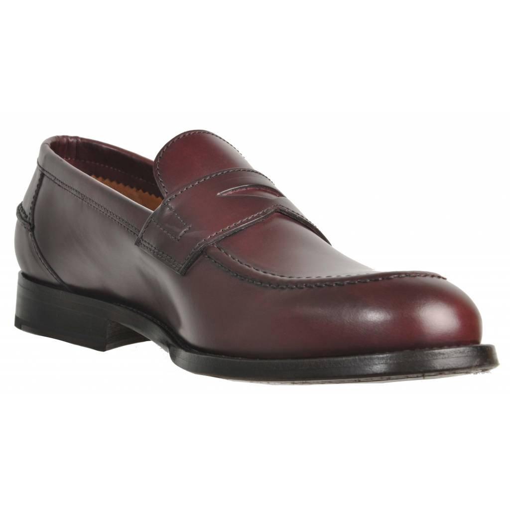 Mocasines para Hombre, Color Rojo, Marca LOTTUSSE, Modelo Mocasines para Hombre LOTTUSSE L6513 Rojo: Amazon.es: Zapatos y complementos