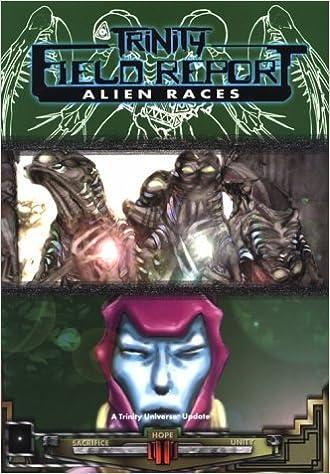 Trinity Field Report Alien Races White Wolf Games Studio