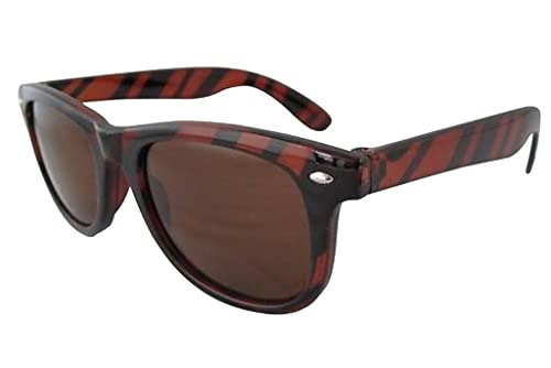 Eyekepper Rave retrò anni ' 80 tonalità Vintage occhiali da sole tartaruga