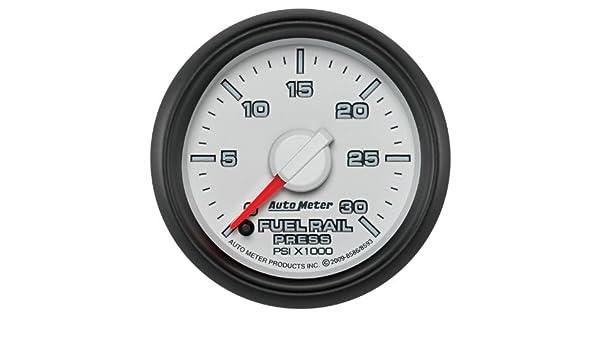 Auto Meter 8593 Fuel Pressure Gauge