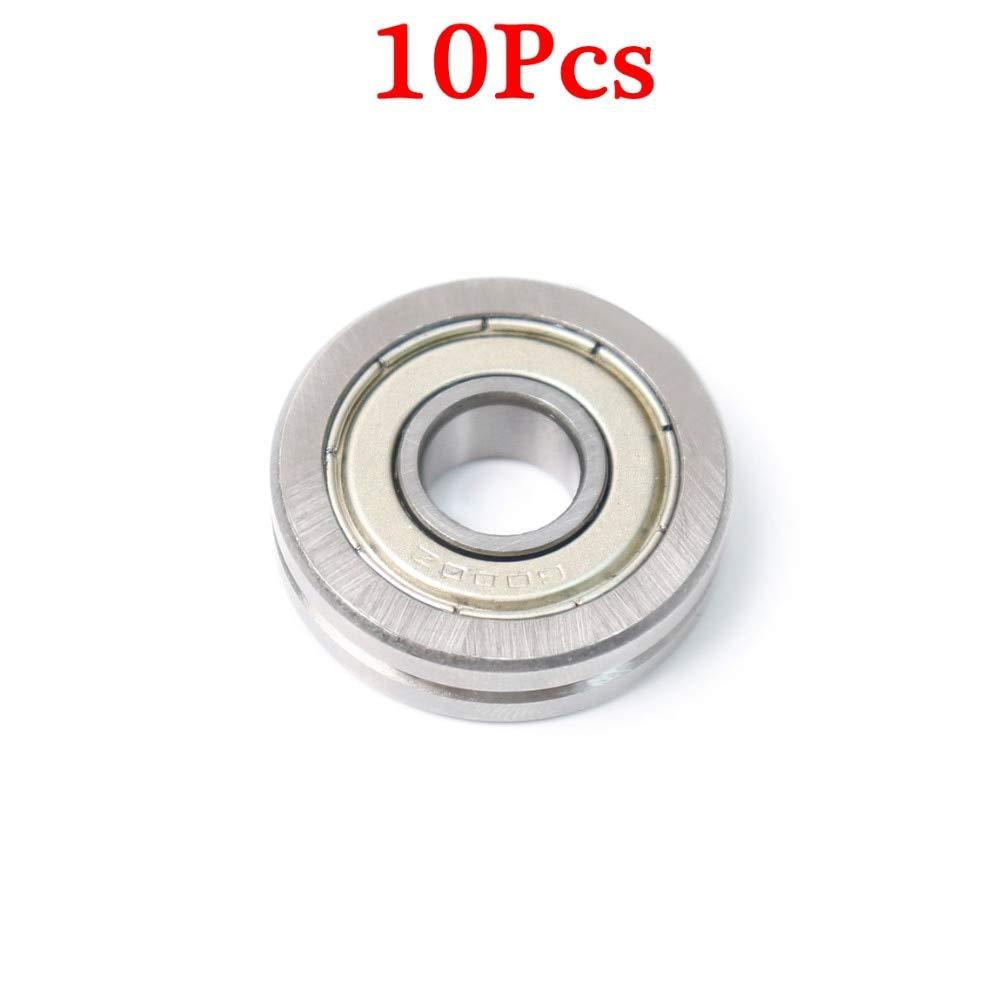 250 1.5mm Diameter Chrome Steel G25 Deep Groove Radial Ball Bearings