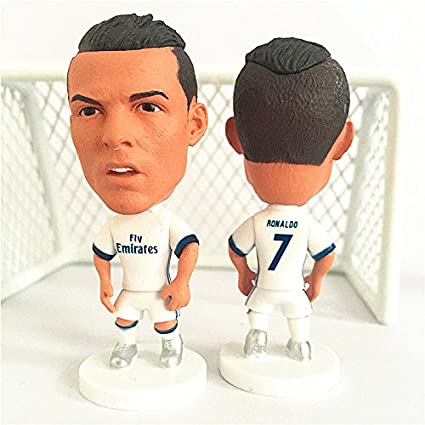 Real Madrid Cristiano Ronaldo #7 Soccer Football Collection Model Action Figure