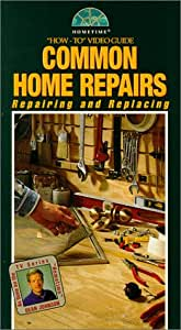 Common Home Repairs [VHS]