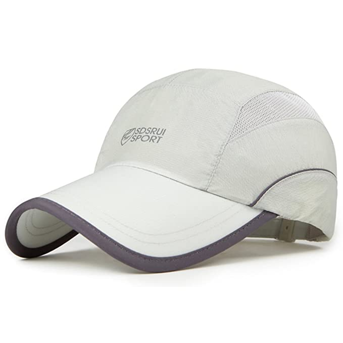 5a836e36 Hat/Men's Wicking Breathable in Summer Sports Cap/Outdoor Cap Man/Visor Cap