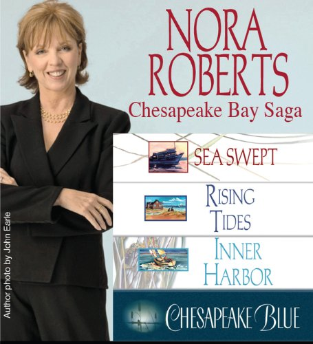 Nora Roberts' Chesapeake Bay Saga 1-4 (Best Places On Chesapeake Bay)