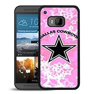 Dallas Cowboys Black New Recommended Design HTC ONE M9 Phone Case