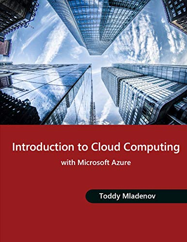 Introduction to Cloud Computing with Microsoft Azure (Microsoft Ebooks)