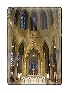 7932304K53661949 New Arrival Cover Case With Nice Design For Ipad Air- New York St Patrick Cathedral