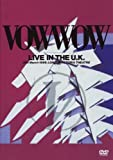 LIVE IN THE U.K. [DVD]