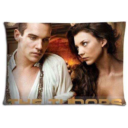 16x24 inch 40x60 cm car pillow cover case Cotton Polyester Wrinkle-free Collection The Tudors ()