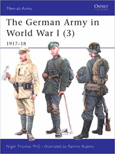 The German Army in World War I: 1914-15