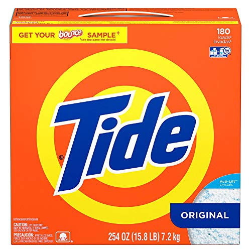 (Ultra Tide HE Powder Laundry Detergent, Original - 225 oz. - 160 Loads Ultra Tide HE Powder Laundry)