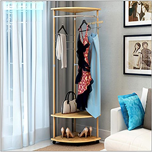 Amazon.com: ZJM-coat rack Coat Rack Hallstand Floor Type ...