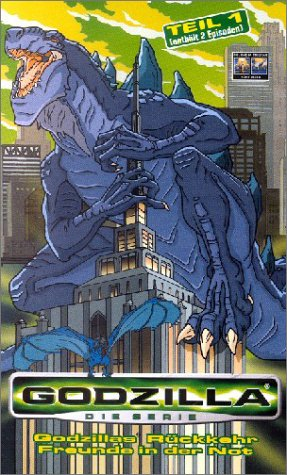 Godzilla: The Series [VHS]