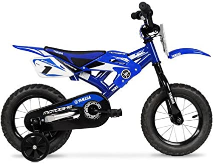 12 Inch Yamaha Dirt Bike for Kids Moto Motorbike Child Motorcycle Bicycle Boys