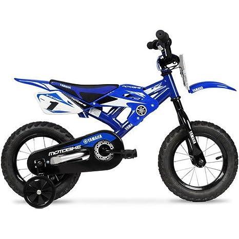 "12"" Yamaha Moto Child's BMX Bike WMA-111201"