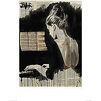 El Arte Grupo Loui Jover (Her Sonata)–Lámina Decorativa