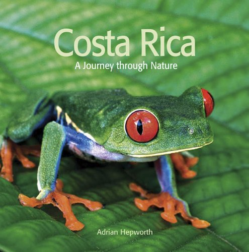 "Costa Rica: A Journey through Nature is a hard cover coffee-table book that is prominently featured in the new motion picture ""The Librarian"" (to be released in 2013) starring Oscar-winning actress Marcia Gay Harden. It plays a key role in the movie'..."