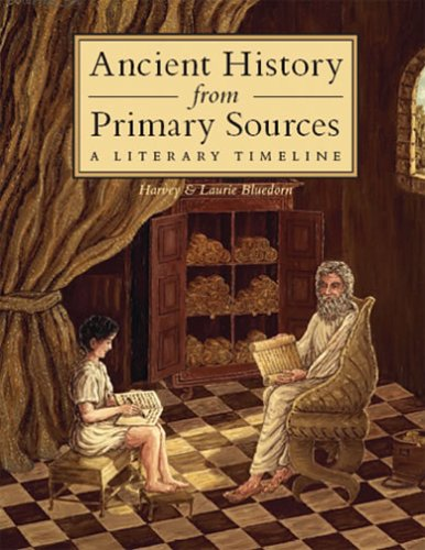 Ancient History from Primary Sources: A Literary Timeline
