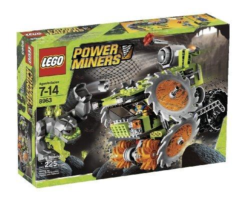 lego power miners rock wrecker - 3