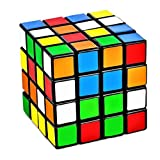 Buself Speed Cube 4x4 Magic Cube 3D Puzzle Toys Vivid Colors Smooth Turning Birthday-Christmas-Company