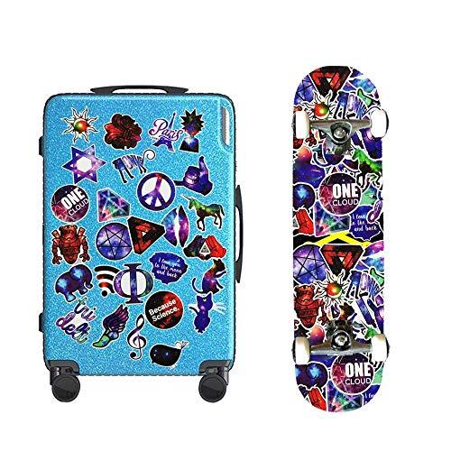 2 x Sticker Bomb Hand Cool Car Vinyl Sticker Laptop Travel Luggage #4029