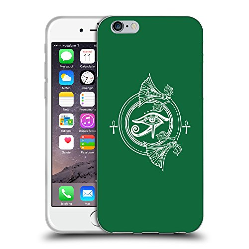 GoGoMobile Coque de Protection TPU Silicone Case pour // Q09830622 Religion 23 Cadmium vert // Apple iPhone 6 4.7""