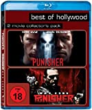 The Punisher/Punisher: War Zone - Best of Hollywood/2 Movie Collector's Pack [Blu-ray]
