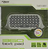 KMD Xbox 360 Text Messaging Pad White