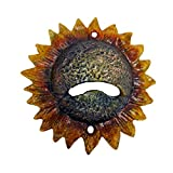 Design Toscano Sunny Sunflower Cast Iron Bottle Opener: Set of Two Review