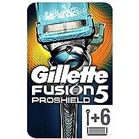 Gillette Fusion5 Proshield Chill rasoir + 5 lames pour Homme