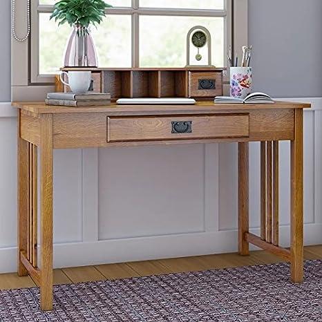 Madera maciza escritorio de la oficina Vintage mesa muebles ...