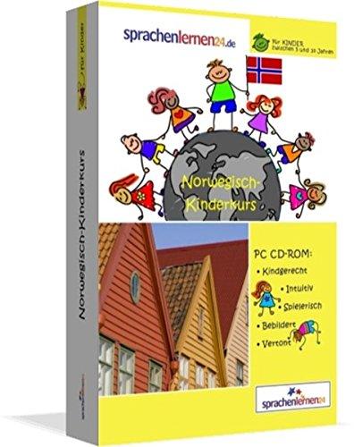 Norwegisch Kindersprachkurs Von Sprachenlernen24  Kindgerecht Bebildert Und Vertont Für Ein Spielerisches Norwegischlernen. Ab 5 Jahren. PC CD ROM Für Windows 1087VistaXP   Linux   Mac OS X