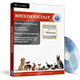 Breeder Software, Zuchtprogramm inkl. Stammbaumdrucker, Tierzucht Software für Windows