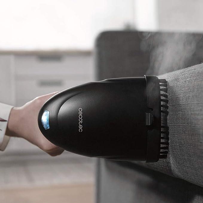 Cecotec SmoothForce 4000 UltraSteam Black.Centro de Planchado Compacto, 2 Bares,30 g/min de Vapor, Potencia 1200 W,3 Metros Cable: Amazon.es: Hogar