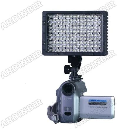 HD320 HM500 MS230 MS250 HM300 HM200 HM400 Pro LED Video Light Lite for JVC EVERIO GZ-HD620 HM1 MS130 X900 MS100 HD7 HD30 HD300 MS100B HM320 MS120 HM100U HD500 HD3